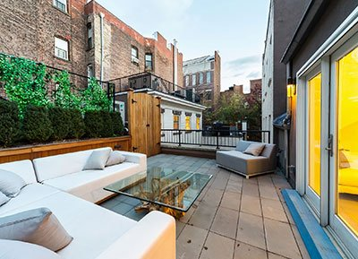 Rooftop Retreats