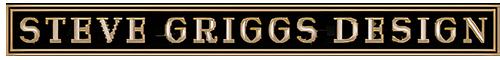 Steve Griggs Design Logo